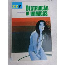 Zz7 Azul Nº 196 - Destruição De Inimigos - Brigitte Montfort