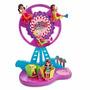 Polly Pocket Conjunto Parque Roda Gigante - Mattel Cfm25