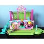 Boneca Polly Pocket Spa De Bichinhos Com Pet Cachorro Mattel