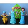 Lote Bonecas Miniatura Polly Pocket Coleção Mc Donalds