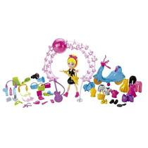 Boneca Polly Kit Dia Divertido Vários Acessórios Mattel