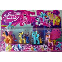 Kit Bonecos My Little Pony 2 Modelos Escolha Poney Miniatura