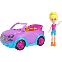 Polly Pocket Melhor Carro Conversivel De Todos Mattel Bcy59