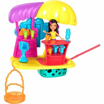 Polly Pocket Wall Party - Casa De Sucos - Mattel