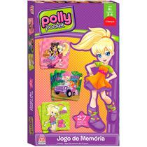 Jogos Da Memória Polly Pocket Mattel