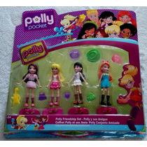 Polly Pocket Bonecas Acessorios Promoçâo Pronta Entrega
