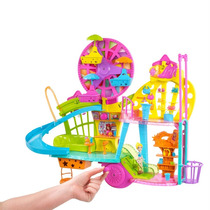 Polly Pocket Wall Party Galeria Na Nuvem Mattel+brinde