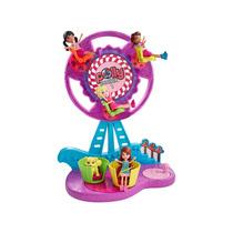 Polly Pocket Conjunto Parque Roda Gigante Cfm25 - Mattel