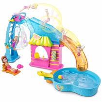Boneca Polly Pocket Mattel - Festa Na Piscina Frete Baixo!