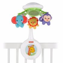 Mobile Amigos Da Floresta Fisher Price - Mattel Y6600