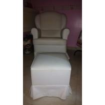 Poltrona De Balanço / Cadeira De Amamentação Em Korino