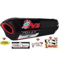 Ponteira V3 Pro Tork Nxr 125-150 Bros 09 À 13 Frete Grátis