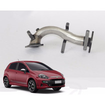 Downpipe Fiat Punto T-jet Inox 409 Escape Esportivo Turbo