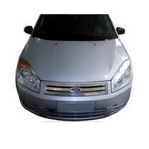 Grade Cromada Ford Fiesta 07/010 Direto Da Fabrica!
