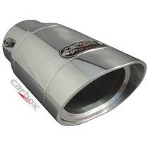 *nova Ponteira Escape New Civic E Pt Cruiser Elite Aluminium