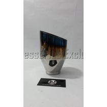 Ponteira Inox Luzian 4,5 Angulada Grande Burned Tip P007