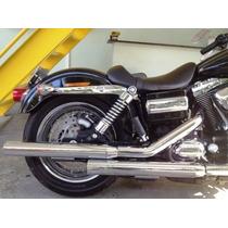 Escapamento Esportivo Reto Harley Davidson Dyna Custom