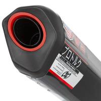Escapamento V3 Pro Tork Honda Biz 125 2011 Até 2014 + Brinde