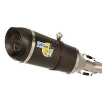 Ponteira Slip-on Leovince Sbk Factory R Z750 R 2011 Até 2012