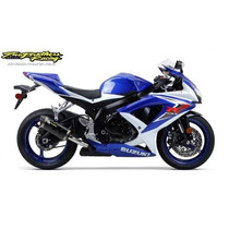Ponteira Two Brothers Gsx-r750 (09-13) Suzuki Bseries Carbon