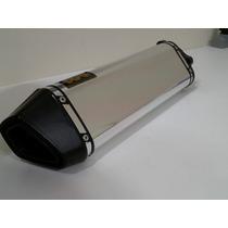 Ponteira Wr Authentic Cb 300 , Cb300 Alumínio Natural