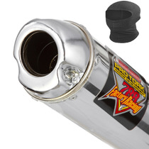 Ponteira 788 Kawazaki Ninja 250 Alumínio Esportivo Tork