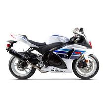 Ponteira Two Brothers Suzuki Gsx-r1000 (12) Black S. Carbono