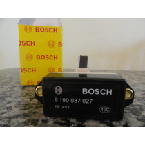 Regulador Alternador Bosch 027