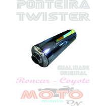 Ponteira Escape Mod. Original Honda Twister Cbx 250