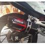 Ponteira Devil Pro Tork Honda Nova Cb 250 Twister 2015 2016