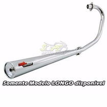 Escapamento Estralador Ml Competition Cg 125 Fan 2009/2014..