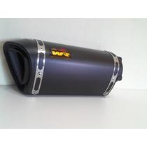 Ponteira Wr Extreme Cb 300 Preto Fosco 22cm
