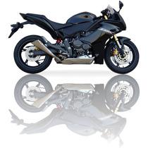 Ponteira Esportiva Cbr600 F Ixil X55 Bombachini Motos