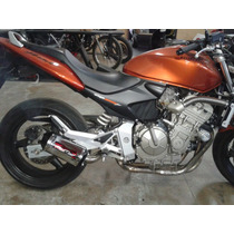 Ponteira Hornet 2005/2007 Saida Inferior Roadracer Yoshimur
