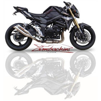 Ponteira Esportiva Gsr750 Ixil L3x Bombachini Motos