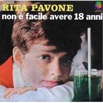 Cd Rita Pavone - Segundo Disco - 1963 - Remasterizado - Novo