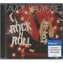 Cd Single Avril Lavigne - Rock N Roll [eua - Exclusivo]
