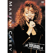 Dvd Mariah Carey - Mtv Unplugged (1992) * Lacrado * Raridade