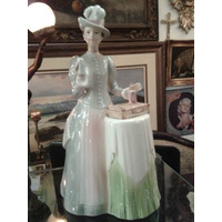 Miss Albee Em Porcelana 1985 Impecável
