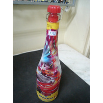 #53723 Garrafa Champagne Decorada, Original!!!