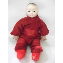 B. Antigo - Raríssimo Bebê Ou Boneca Oriental Dolls Biskui