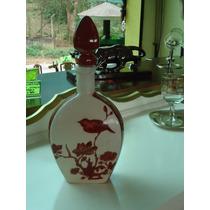 Licoreira De Porcelana Antiga
