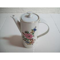 Bule De Café Em Porcelana Da Marca Schmidth