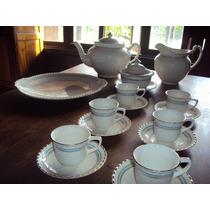 Belíssimo Conjunto Para Café Porcelana Johnson Bros Ingles