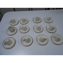 Xícaras De Café Porcelana Inglesa Grindley