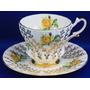 Linda E Antiga Xícara Chá Inglesa Queen Anne !!