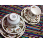 2 Trios De Porcelana Inglesa Royal Stafford - Olhe Fotos.