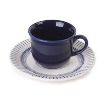 Xícara De Chá Com Pires 16,5cm Oxford