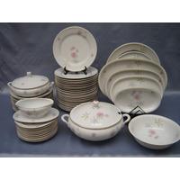 Jogo De Jantar Em Porcelana Alemã Hutschenreuther