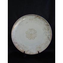 1552 - Grande Prato Alemão Déc De 60 Porcelana
